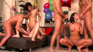 Image: New Year's Eve sex party episode 4