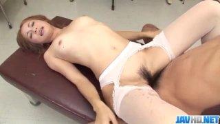 Nurse in heats Shiori Ayase image