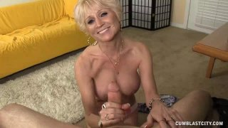 carolinafirst Mobile videos • Stepmom always wanted to offer_him a_handjob image