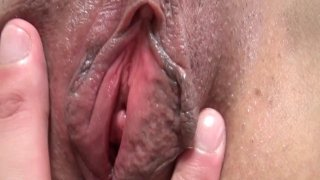 Image: Big ass Japanese MILF gets fucked and creampied in bed