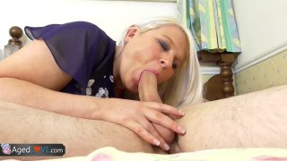 AgedLovE Hardcore Sex with Busty Mature Ladies image