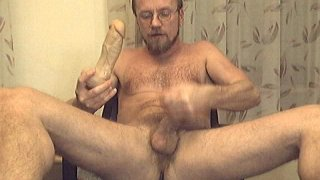 Image: HARRI LEHTINEN LOVES TO WANK HIS_COCK AND DILDOPUMP HIS HOT MANPUSSY