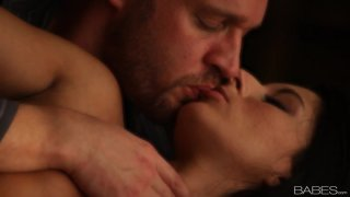 Erotic home made video of a cute couple with Nikki Daniels image