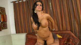 Image: Extremly hot and beautiful Jenna Presley facesitting and giving great blowjob