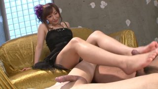 Every part of Mami Asakura's body is ready for sex image