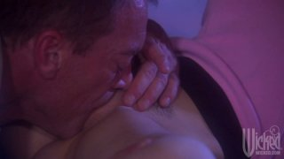 Sasha Grey in her first romantic fucking scene image