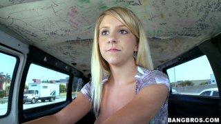 hermanitas Online movies • Adorable amateur gal tessa taylor takes a ride on bangbus image