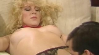 Trashy Vintage Blonde MILF_Sex image
