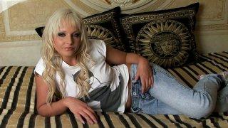 coop gegen cat Xxx scene - Blonde milf whore alexandra cat fantasizes about wild masturbation session image