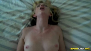 Olivia Ryder is a real nympho who's fond of doggy fuck image