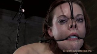 Brunette_slut_Hazel_Hypnotic_is_abused_in_extreme_BDSM_session image