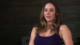 Chanel Preston now knows the difference between regular sex and BDSM image