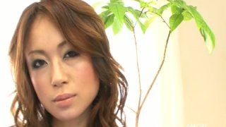Cunnilingus is what slutty Asian_chick Iori Mizuki gonna get image