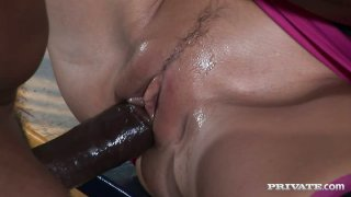 Image: Brutal black dude punishes Brianna Love with his monster_cock