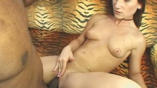 Young slut with small tits Gen_Padova ripped by cocky black guy image