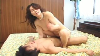 Image: Furious sex with Arisa Matsumoto on cam