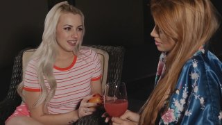 Lexi Belle sleeps with GF's_Sizzling Hot Sister image