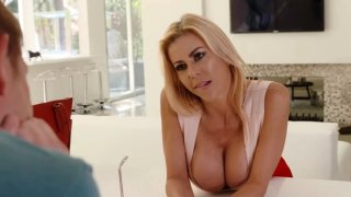 Image: Busty MILF just wants to fuck