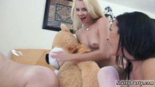 Image: Party girls go wild Bear Necessities