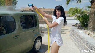 Car Washing Hottie image