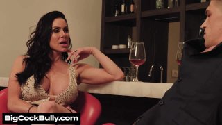 Kendra Lust Fucks In Order_To Stop Her Man's Bully image