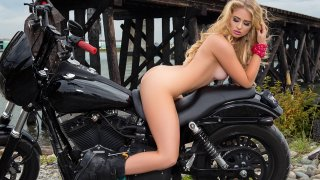 Sexy girls on wheels image