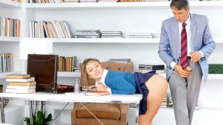 Gia Derza is The Anal Secretary! image