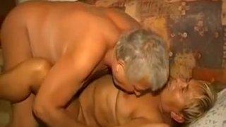 Omapass Granny And Grandpa Is Enjoying Sex image