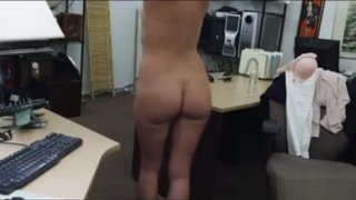 Pawn Man Fucks His Customers Sexy Wife In His Pawnshop image