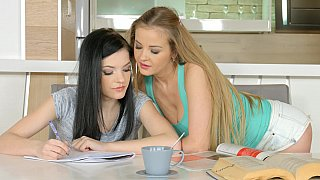 Lesbians in the_kitchen image