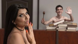 Judge Judy can Pack her stuff and GTFO - feat. Romi Rain image