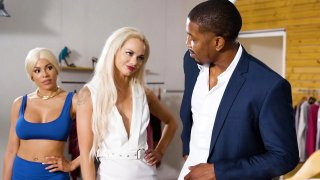 Elsa Jean plays men, and BBCs  like a Fiddle image