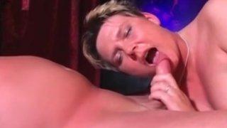 Velvet Swingers Club Wife seducing other club members image