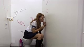 Image: Cfnm Amateur At Gloryhole