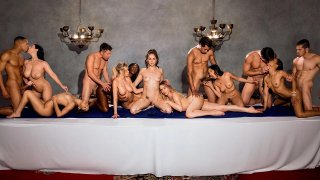 The Last Grande Orgy! - feat. Abella, Rhodes, Angela, etc. image