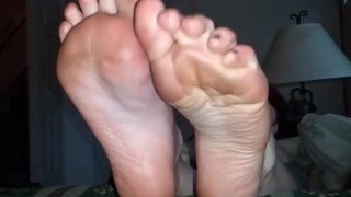 Image: Horny porn video Feet greatest , take a look