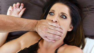 Silvia wants to Cheat - Opts 4 Stepson instead! image