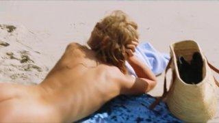 Sophie Hilbrand - Dutch Blone, Naked in Public, Masturbation & Sex Scenes image