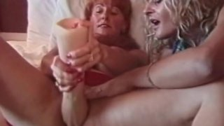 My Sexy Piercings Pierced MILFS with huge toys fisting image