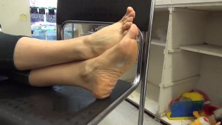 Fabulous sex clip Feet great full_version image