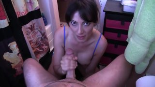 Image: Best porn clip Handjob exotic unique