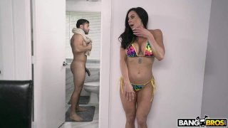 Kendra Lust Fucks Her Friend's Brother image