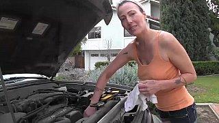 Car trouble BJ session image