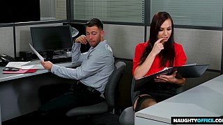 Aidra Fox Gets Fucked At The Office. image