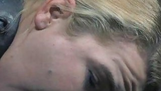 Restrained Teen Suspended and Degraded! image