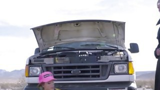 Stud Sean Lawless fucked a bigtits mechanic_Nikki Benz image