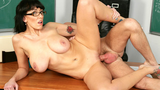 Image: Alia Janine & Dane Cross in My First Sex Teacher