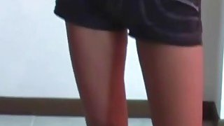 Petite Thai girl pounded hard by_a big white cock image
