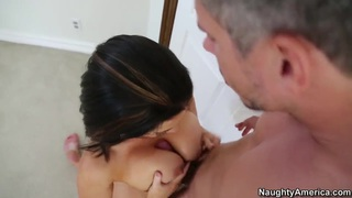 kannada aoctar ‣ Jayden jaymes's huge tits bounce all over as she rides cock image