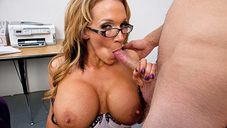 Image: Nikki Sexx & Danny Wylde in My First Sex Teacher